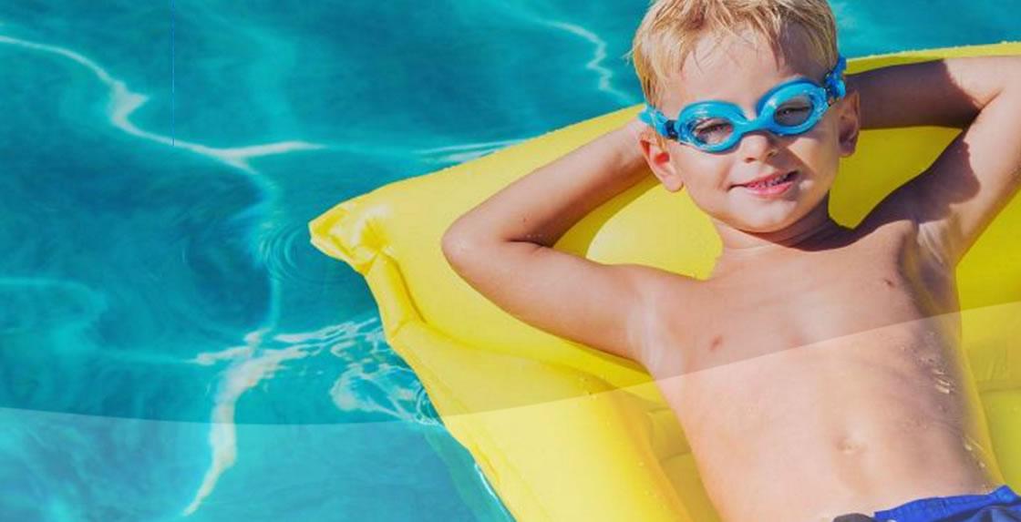 Ofertas y promociones de piscina y jardín.