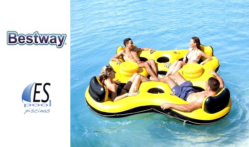 Flotadores, hinchables y juegos de agua - Espool Piscinas