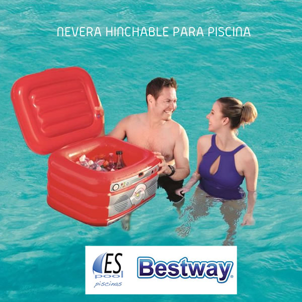 nevera-hinchable-piscina-bestway-espoolpiscinas