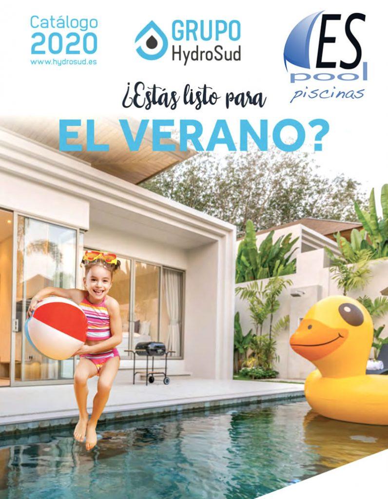 Catálogo piscina y jardín 2020 de Espool Piscinas - Hydrosud